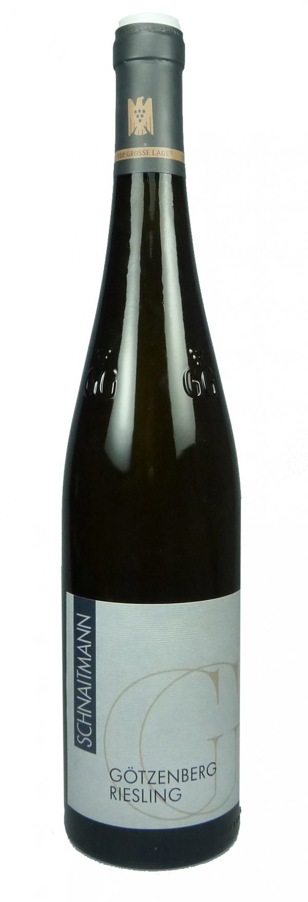 Götzenberg Riesling Großes Gewächs Qualitätswein trocken 2015