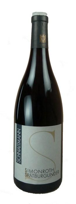 Simonroth Spätburgunder Qualitätswein trocken 2014