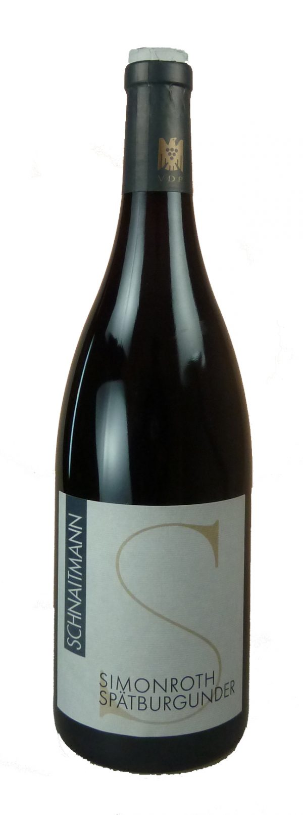 Simonroth Spätburgunder Qualitätswein trocken 2015