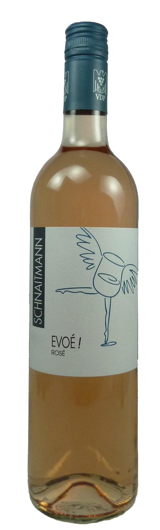 Evoé! Rosé Qualitätswein trocken 2016