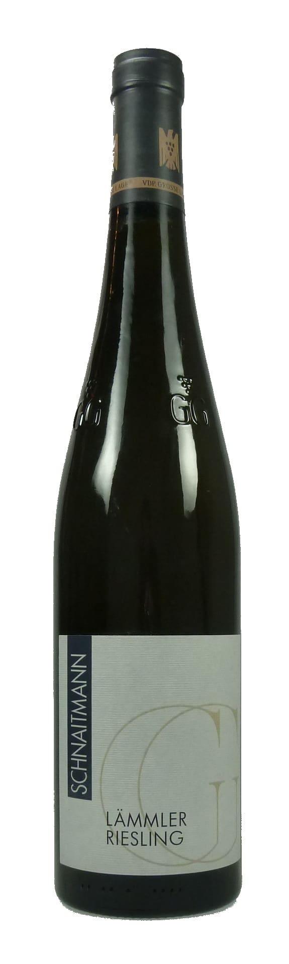 Lämmler Riesling Großes Gewächs Qualitätswein trocken 2015