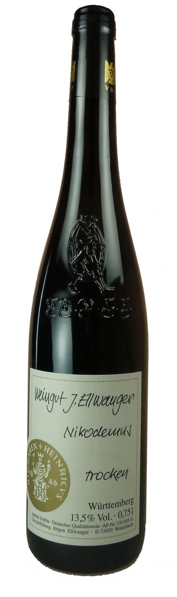 HADES Nikodemus Qualitätswein trocken  2015