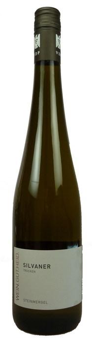 Steinmergel Silvaner Qualitätswein trocken bio 2015