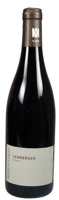 Lemberger Qualitätswein trocken bio 2014