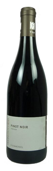 Steinmergel Pinot Noir Qualitätswein trocken bio 2014
