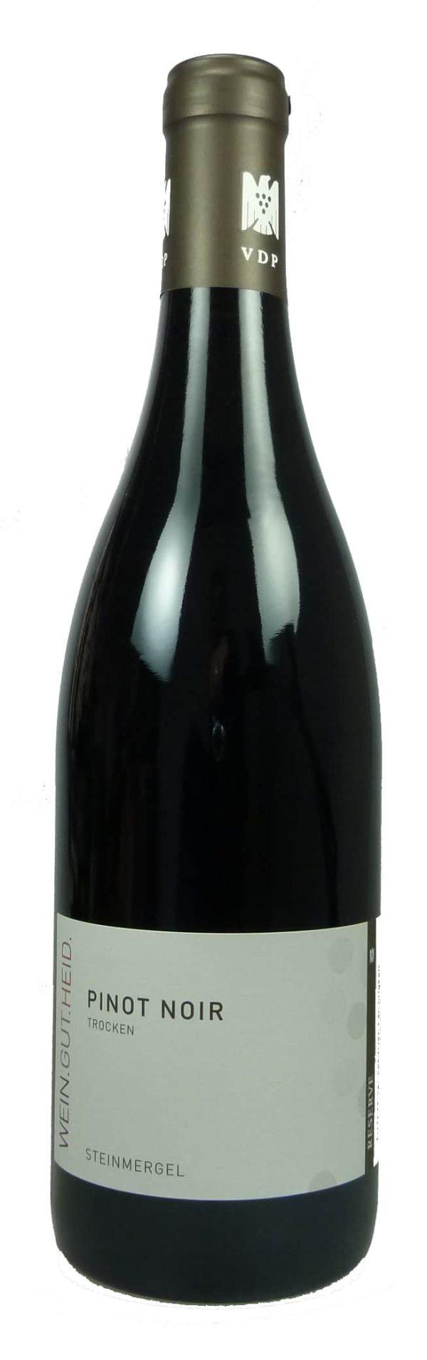 Steinmergel Pinot Noir Qualitätswein trocken 2016