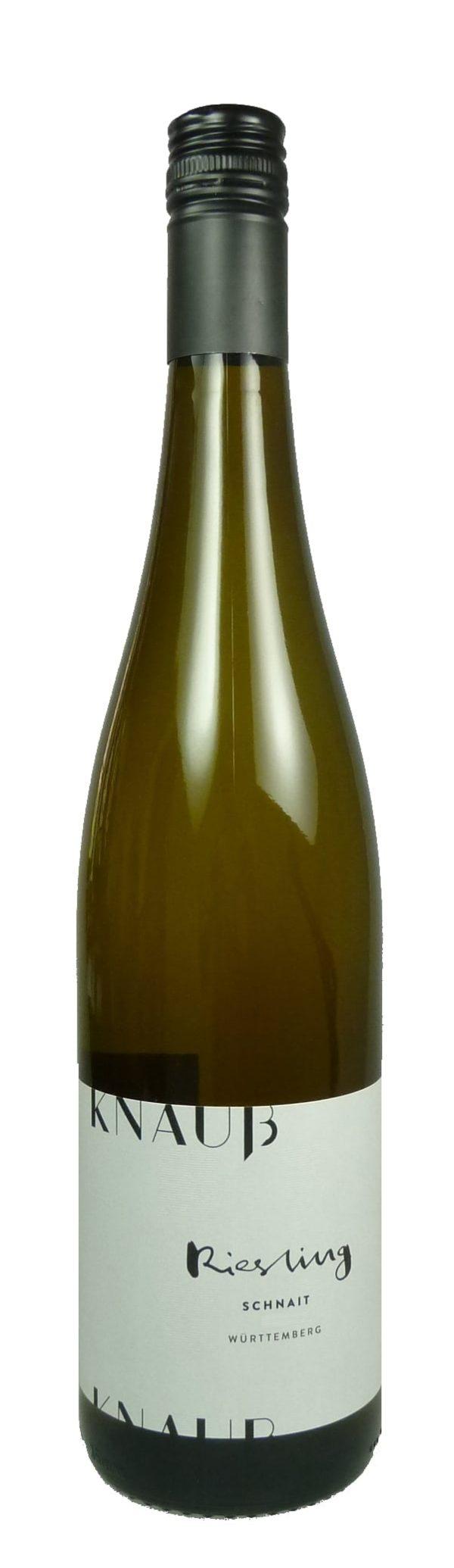 Schnait Riesling Qualitätswein trocken 2016