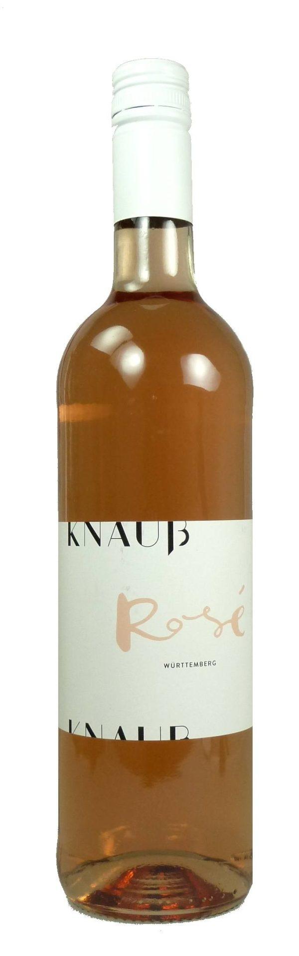 Rosé Qualitätswein trocken 2016