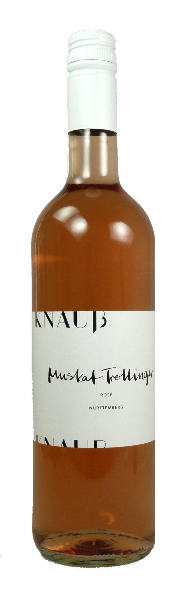 Muskattrollinger Rosé Qualitätswein 2016