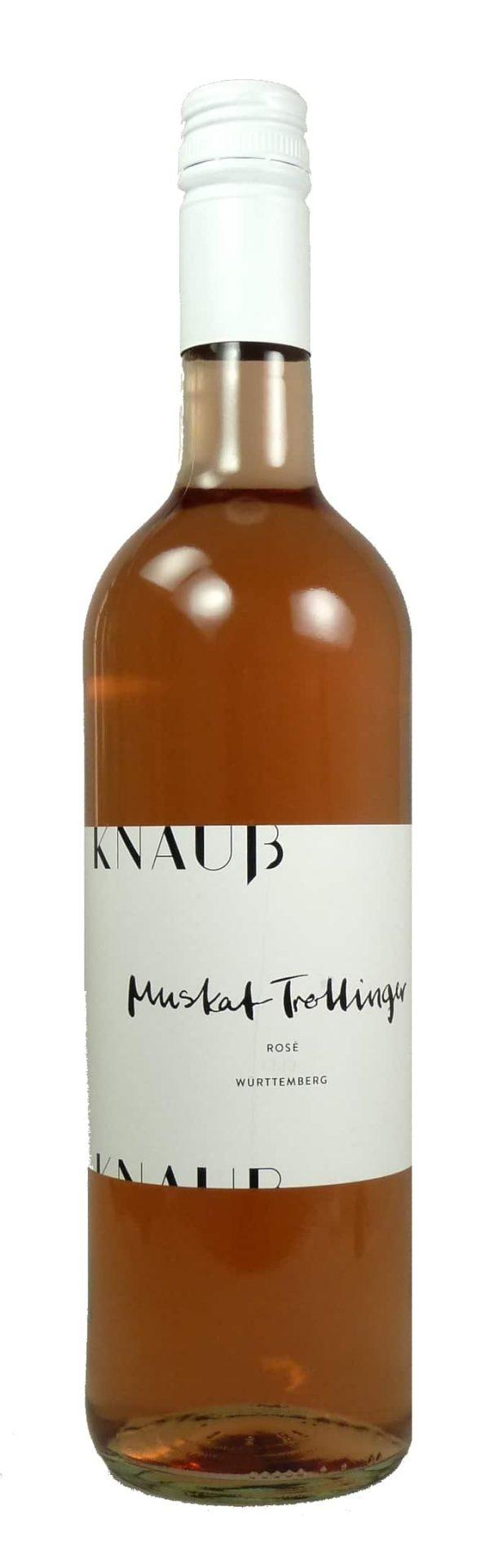 Muskattrollinger Rosé Qualitätswein 2017