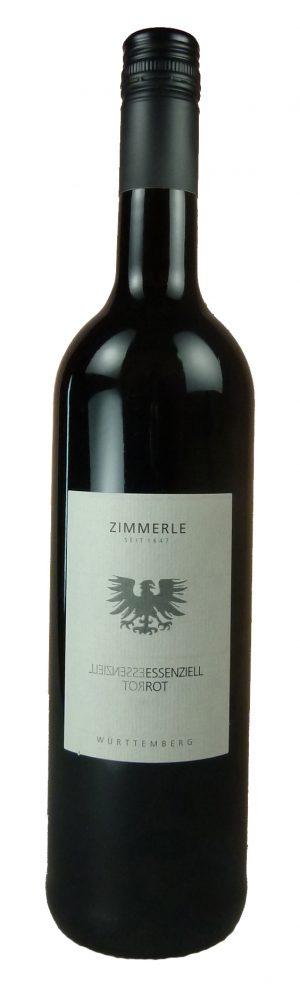 Essenziell Rot Qualitätswein trocken 2016