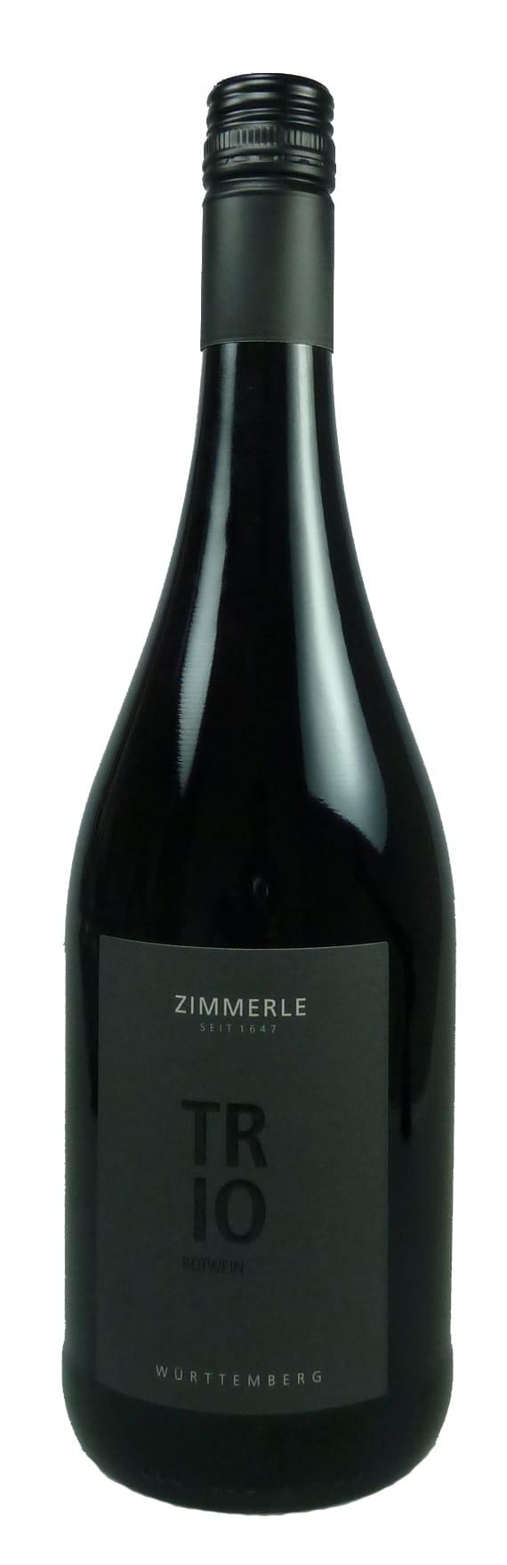 Cuvée TRIO Rot Qualitätswein trocken 2016