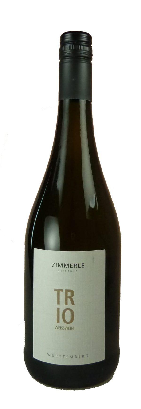 Cuvée TRIO Weiß Qualitätswein trocken 2016