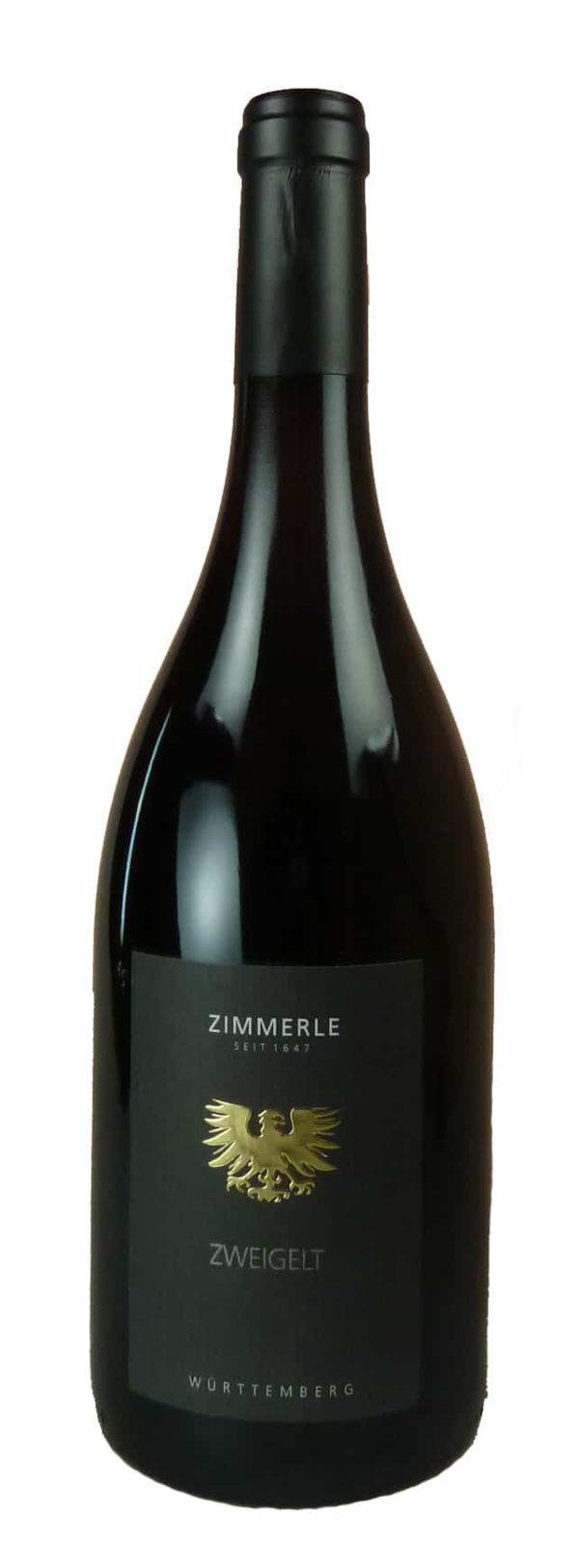 Korber Sommerhalde Zweigelt Qualitätswein trocken 2015