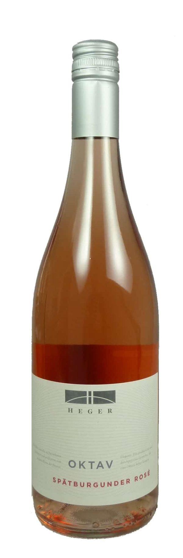 Oktav Spätburgunder Rosé Qualitätswein trocken 2017