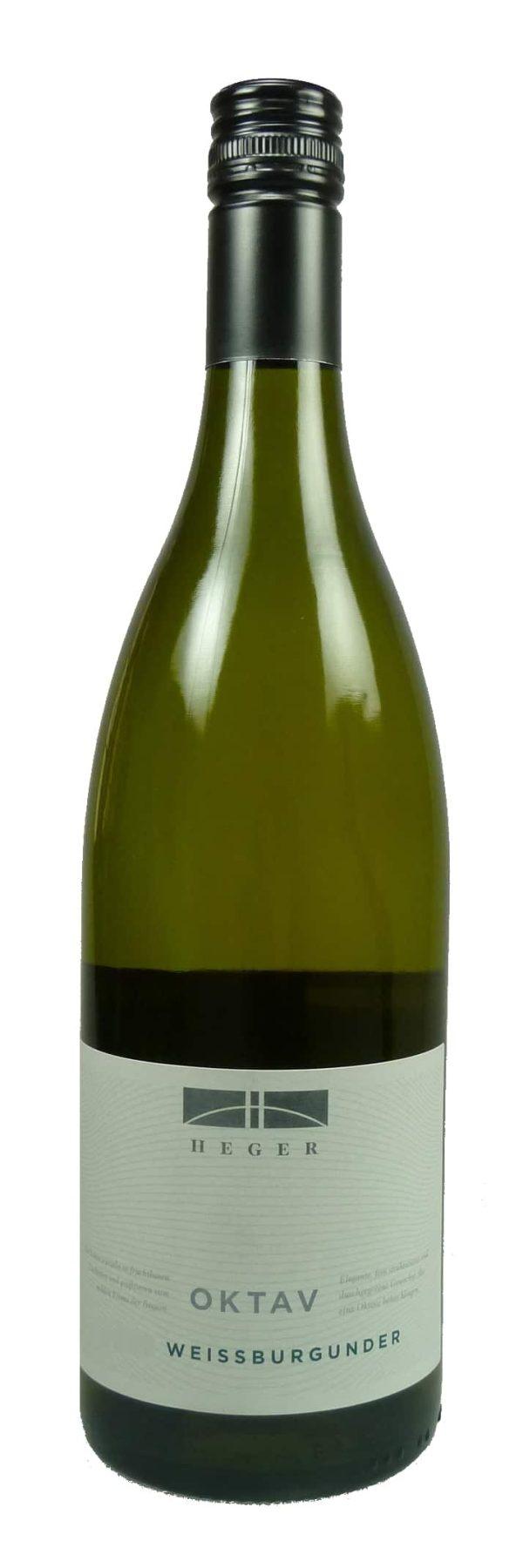 Oktav Weißburgunder Qualitätswein trocken 2016