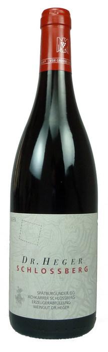 Achkarrer Schlossberg Spätburgunder Großes Gewächs Qualitätswein trocken 2013