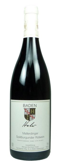 Malterdinger Spätburgunder Qualitätswein trocken 2013