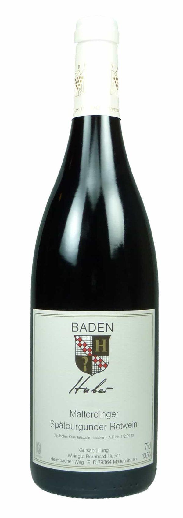 Malterdinger Spätburgunder Qualitätswein trocken 2016