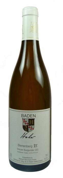 Bienenberg Grauburgunder Großes Gewächs Qualitätswein trocken 2013