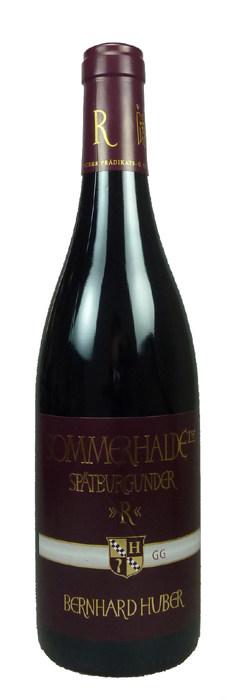 Sommerhalde Spätburgunder Großes Gewächs Qualitätswein trocken 2011