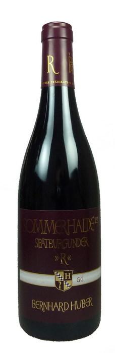 Sommerhalde Spätburgunder Großes Gewächs Qualitätswein trocken 2012