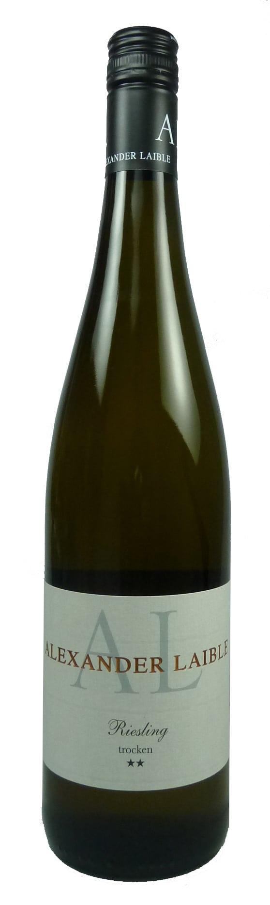 Riesling ** Qualitätswein trocken 2016