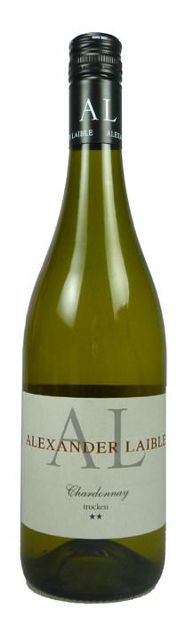 Chardonnay ** Qualitätswein trocken 2014
