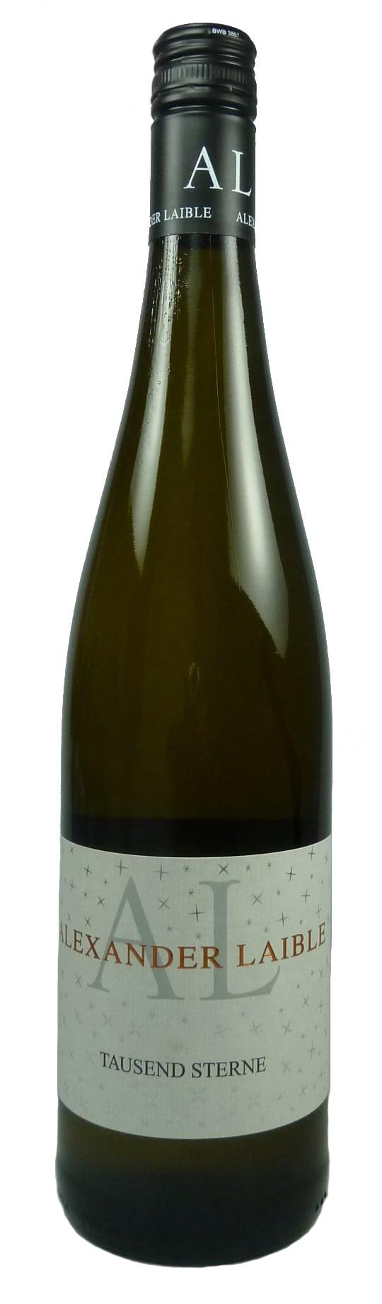 Tausend Sterne Riesling Qualitätswein trocken 2016