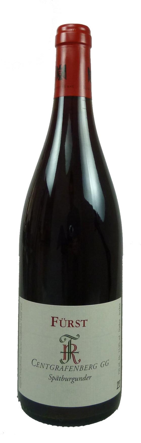 Centgrafenberg Spätburgunder Großes Gewächs Qualitätswein trocken 2015