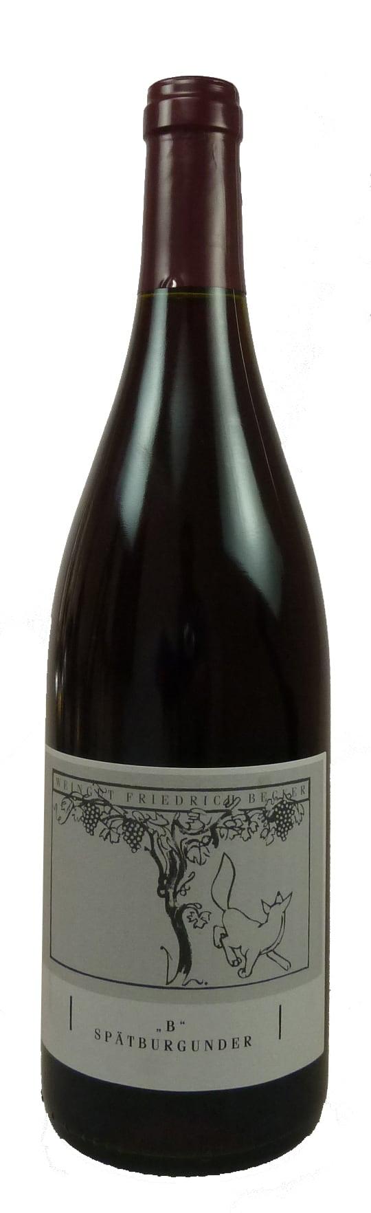 """Pinot Noir """"B"""" Qualitätswein trocken 2014"""