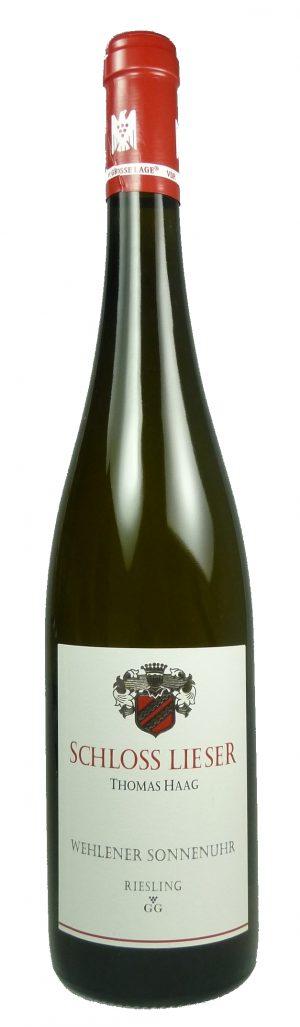 Wehlener Sonnenuhr Riesling Großes Gewächs Qualitätswein trocken 2018