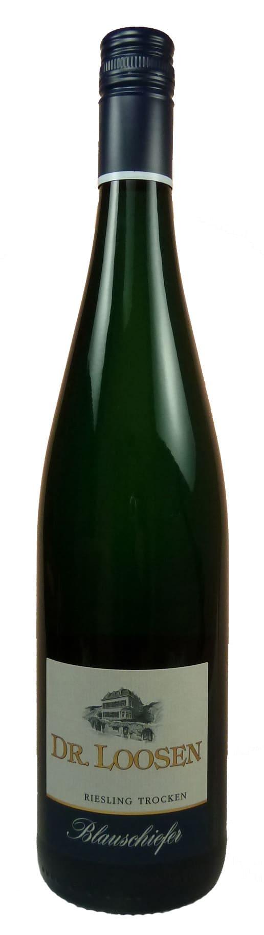 Blauschiefer Riesling Qualitätswein trocken 2017