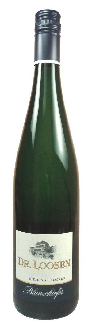 Blauschiefer Riesling Qualitätswein trocken 2018