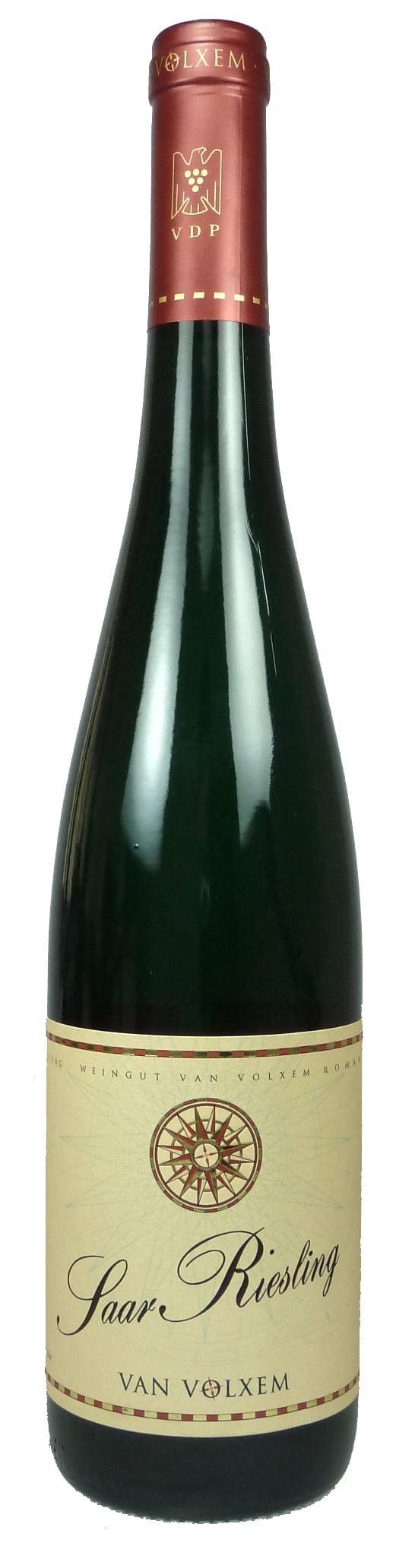 Saar Riesling Qualitätswein trocken  2017