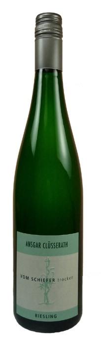 Vom Schiefer Riesling Qualitätswein trocken 2013