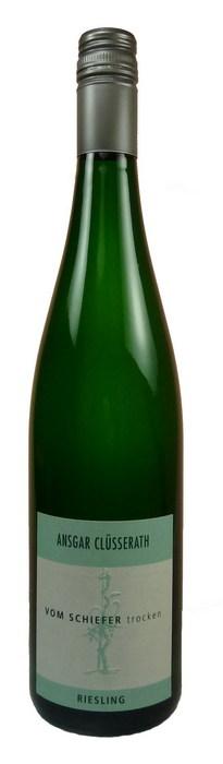 Vom Schiefer Riesling Qualitätswein trocken 2015