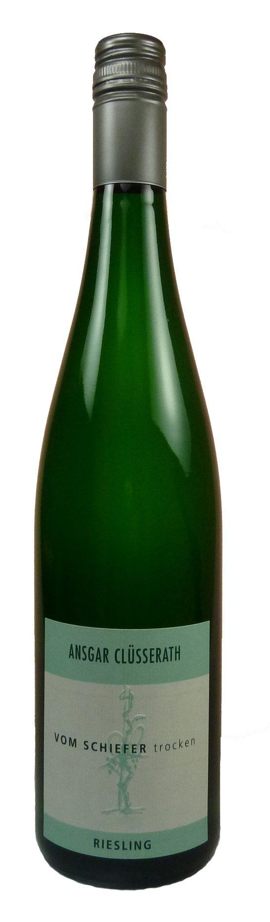 Vom Schiefer Riesling Qualitätswein trocken 2016