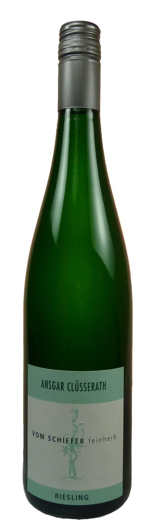 Vom Schiefer Riesling Qualitätswein feinherb  2016