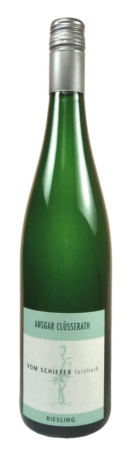 Vom Schiefer Riesling Qualitätswein feinherb  2017