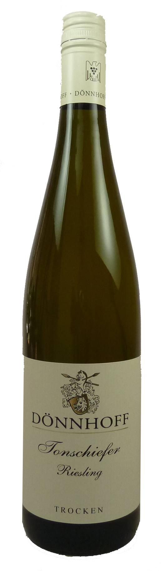 Tonschiefer Riesling Qualitätswein trocken 2016