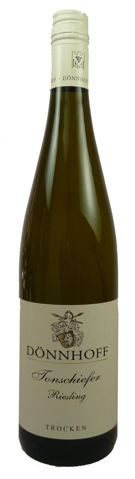 Tonschiefer Riesling Qualitätswein trocken 2017