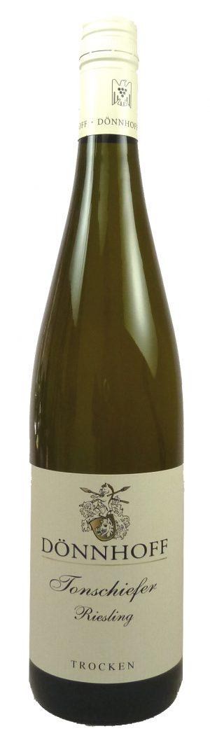Tonschiefer Riesling Qualitätswein trocken 2018