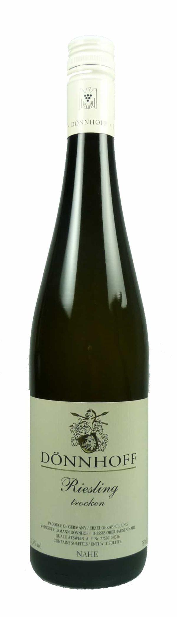 Riesling Qualitätswein trocken 2017
