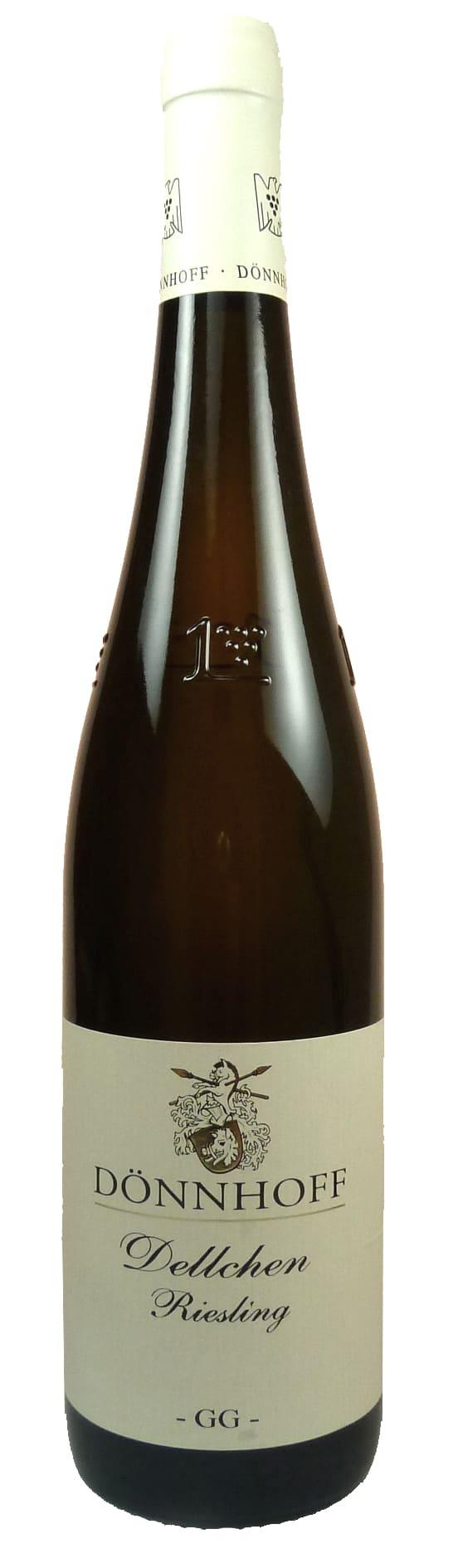 Dellchen Riesling Großes Gewächs Qualitätswein trocken 2016