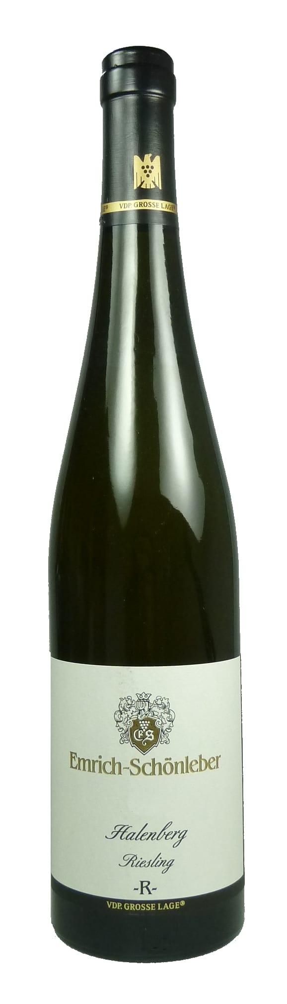Halenberg Riesling R Qualitätswein trocken 2013
