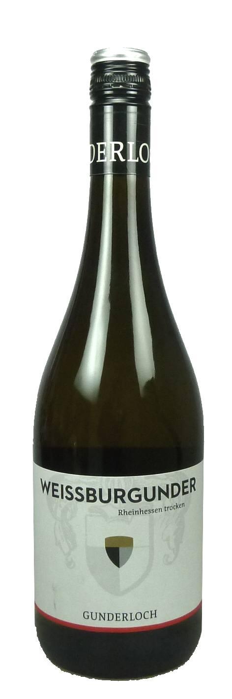 Weißburgunder Qualitätswein trocken  2016