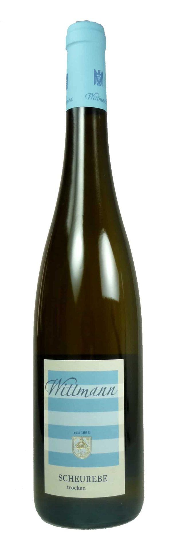 Scheurebe Qualitätswein trocken 2017