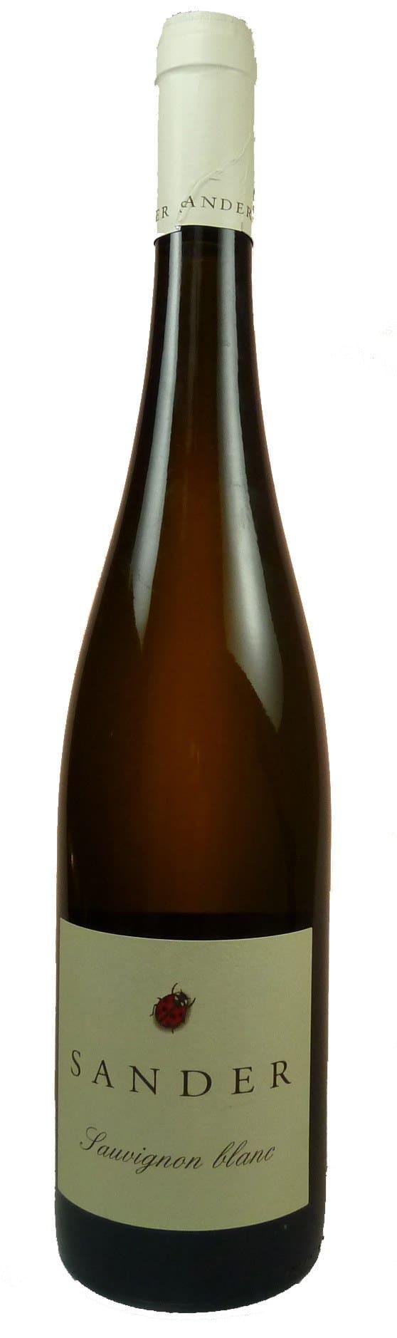 Sauvignon blanc Qualitätswein trocken bio 2016