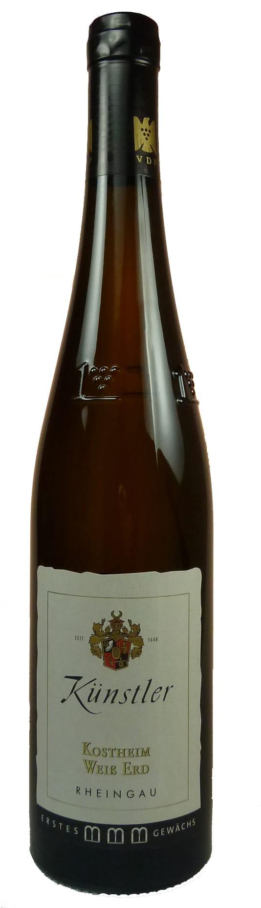 Kostheimer Weiß Erd Riesling Großes Gewächs Qualitätswein trocken  2018